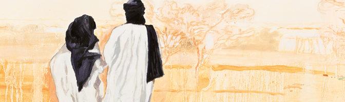Séminaire «mondes sahariens». Séance du vendredi 9 AVRIL 2021